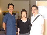 産後の骨盤の歪みが1回で治り、腰痛も改善!産前を思い出すことができた!茨城県近江様